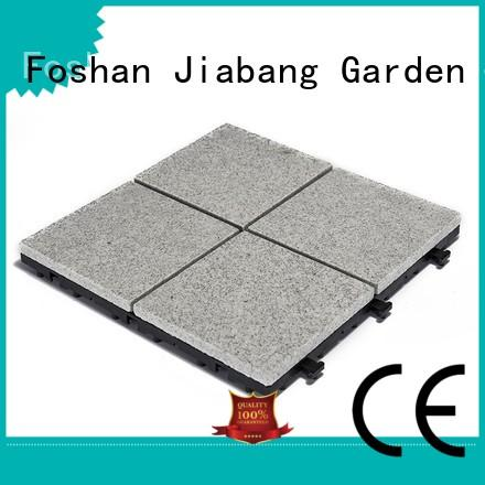 JIABANG low-cost granite deck tiles from top manufacturer for wholesale