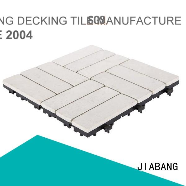 JIABANG hot-sale travertine floor tile outdoor for playground