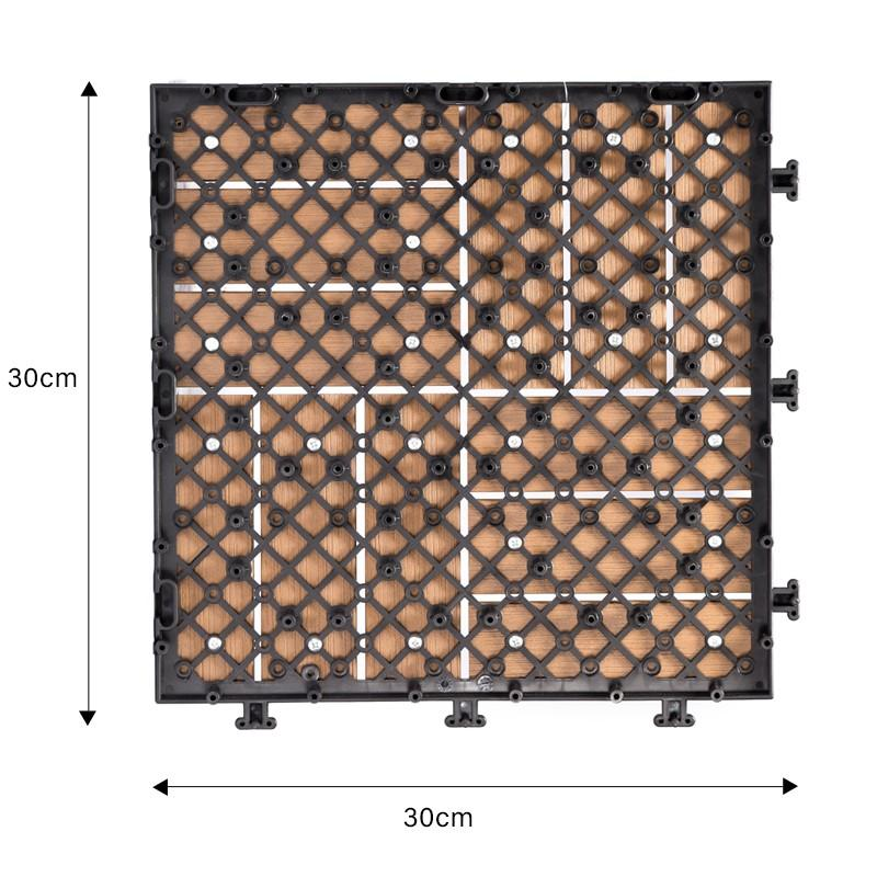 JIABANG durable plastic patio tiles high-quality home decoration-2