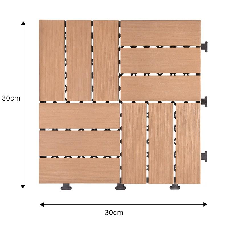 JIABANG durable plastic patio tiles high-quality home decoration-1