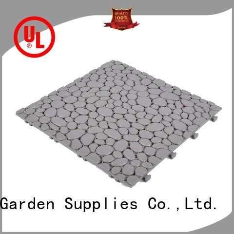 plastic decking tiles top-selling for customization