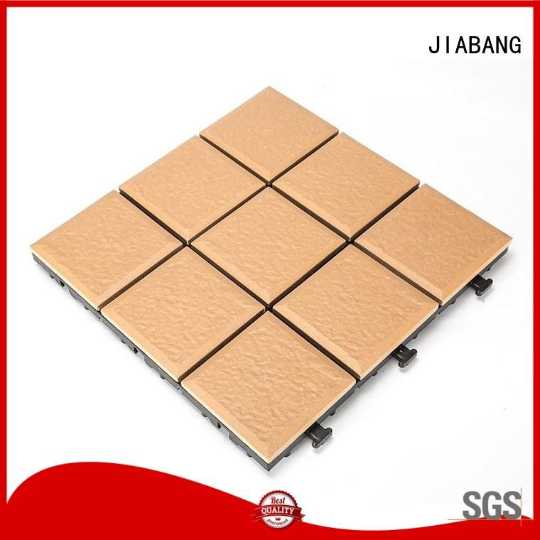 JIABANG OBM porcelain tile for outdoor patio free delivery gazebo construction