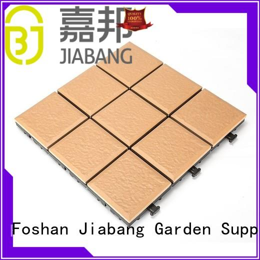 flooring porcelain tile manufacturers free delivery for patio decoration JIABANG