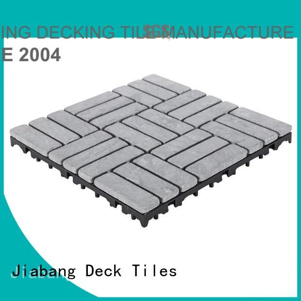 JIABANG Brand tiles garden 12x12 travertine deck tiles