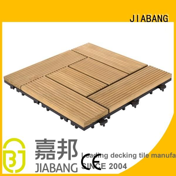 square wooden decking tiles size Bulk Buy garden JIABANG