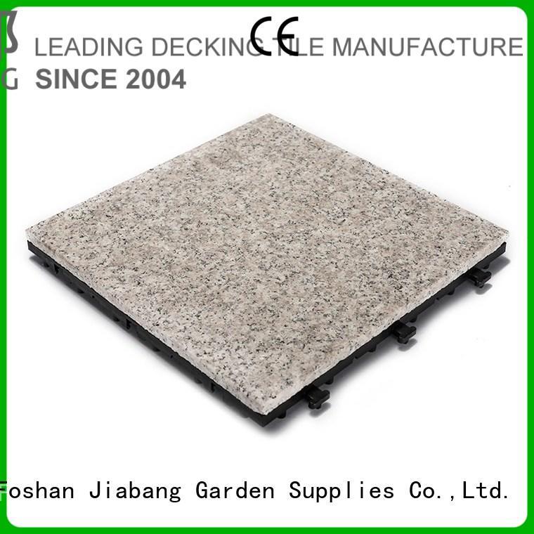 paver durable garden JIABANG Brand flamed granite floor tiles factory