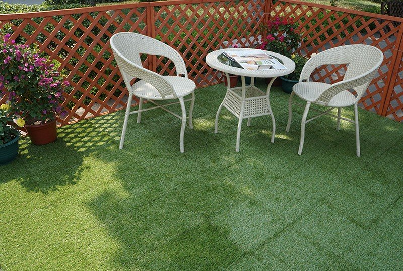 JIABANG wholesale grass floor tiles garden decoration-6