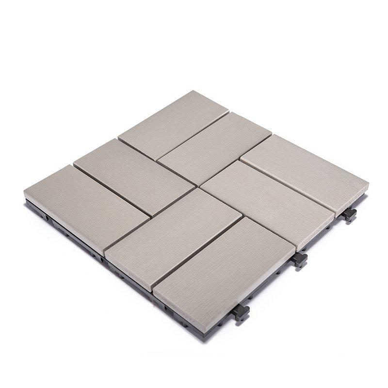 Woodland plastic deck tiles PS8P30312LGC