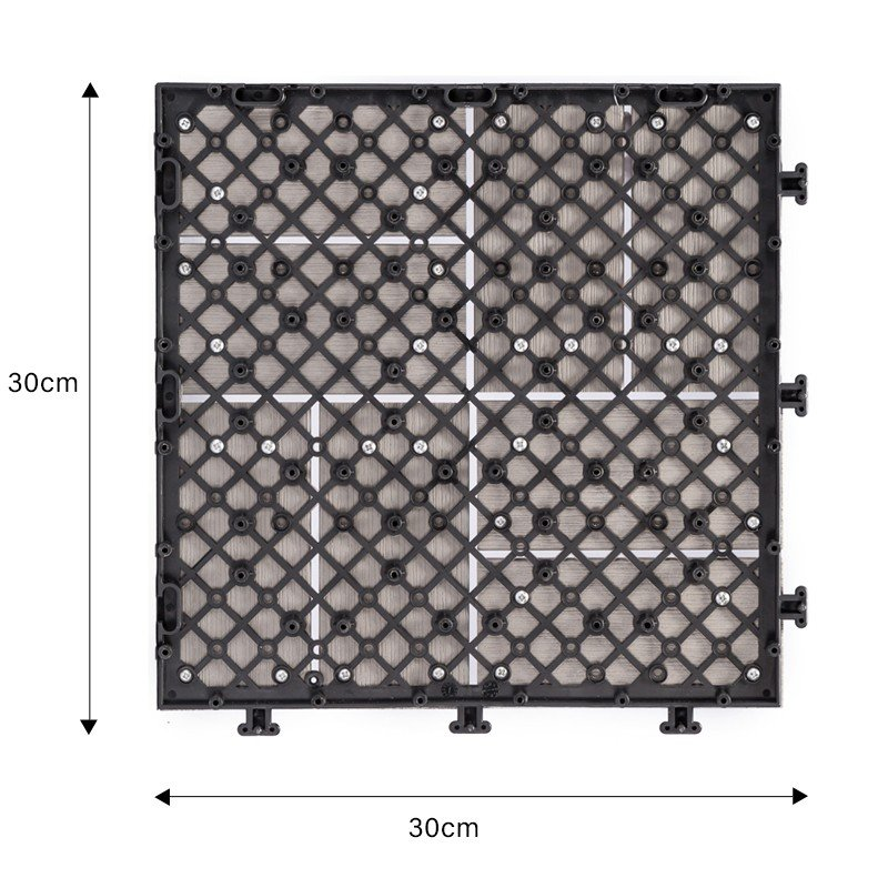 JIABANG durable plastic patio tiles popular home decoration-2