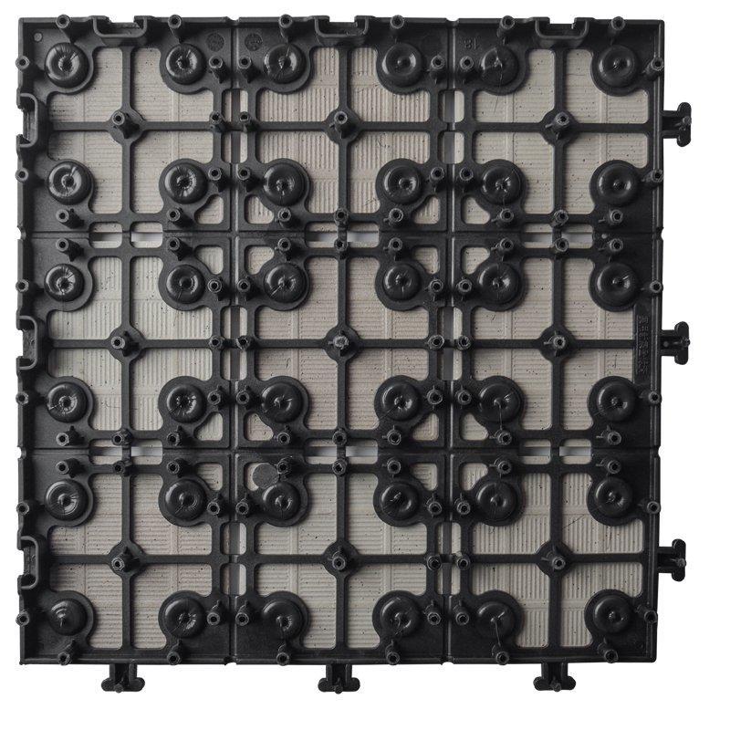 0.8cm porcelain exterior deck tiles JBH009B
