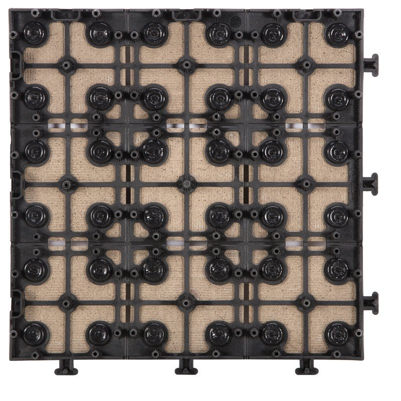 JIABANG 0.8cm porcelain roof deck tiles ST-G 0.8cm Ceramic Deck Tiles image96