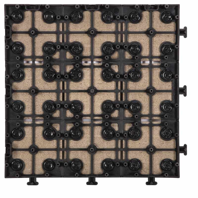 JIABANG 0.8cm ceramic office deck tiles ST-SD 0.8cm Ceramic Deck Tiles image95