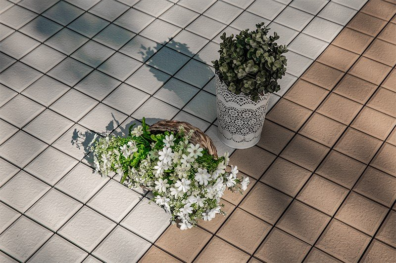 wholesale outdoor ceramic tile balcony at discount for patio-7