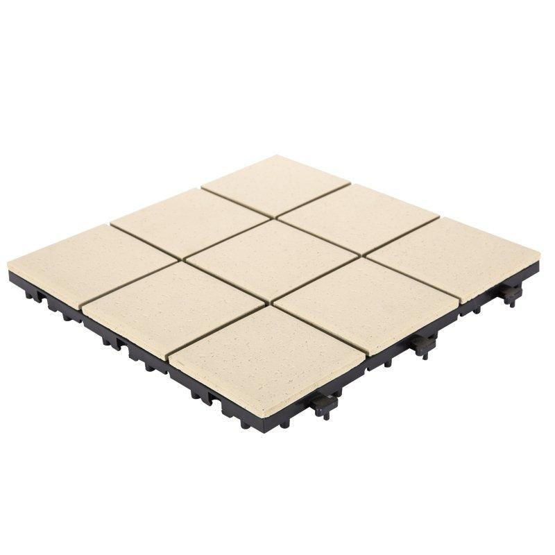 0.8cm ceramic patio deck tiles ST-BG