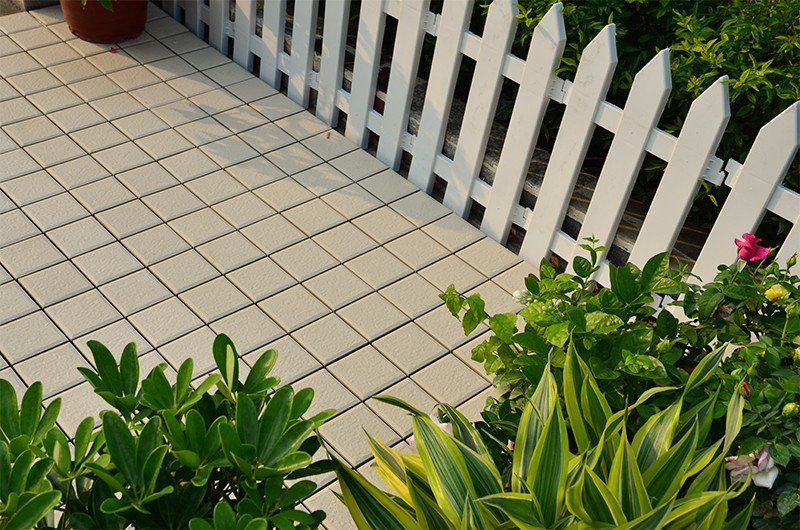 0.8cm ceramic patio deck tiles ST-BG-7