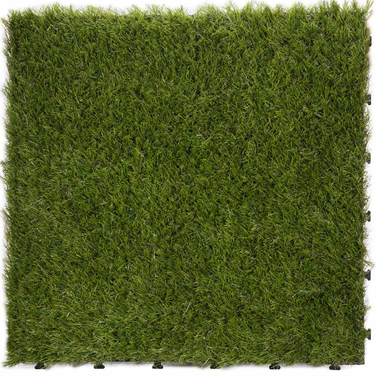 JIABANG Garden path artificial grass deck tiles G001-4 Normal Grass Deck Tile image84