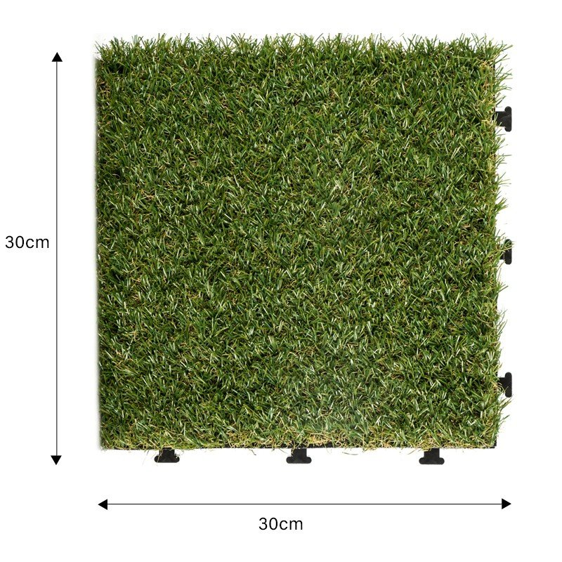 JIABANG artificial grass squares easy installation for garden-1