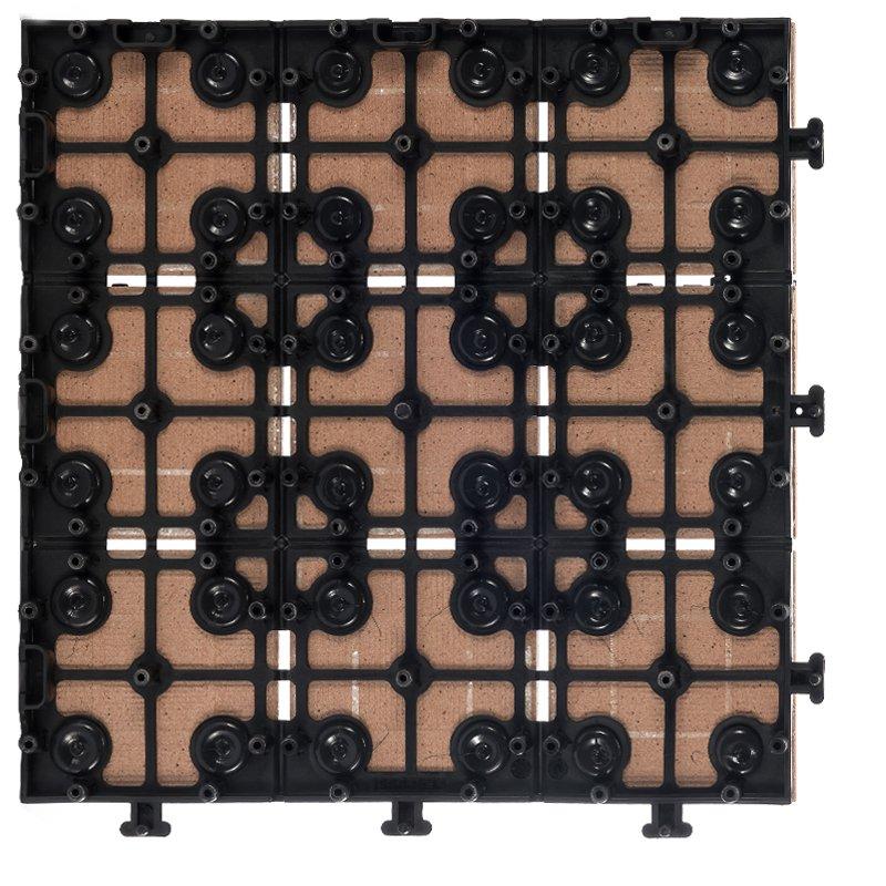 JIABANG 1.0cm ceramic outdoor patio deck floor tile JB5011 1.0cm Ceramic Deck Tiles image74