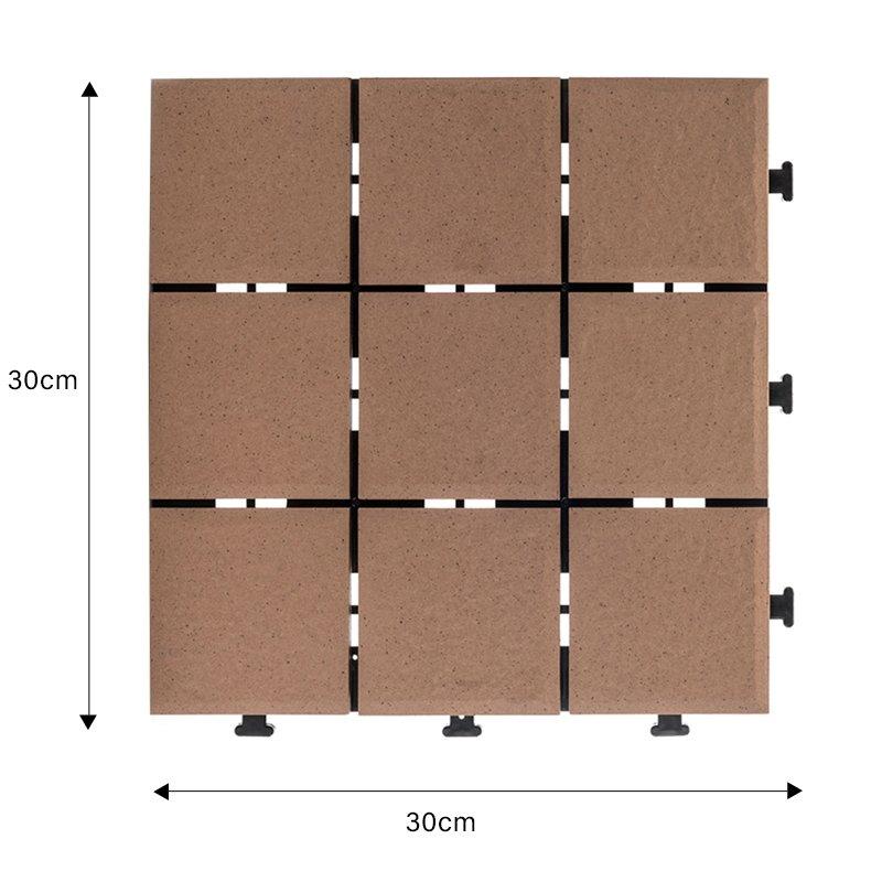 OBM porcelain tile for outdoor patio flooring custom size gazebo construction-1