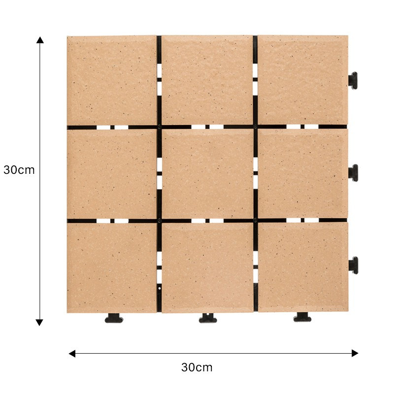 JIABANG OBM outdoor ceramic deck tiles for patio decoration-1