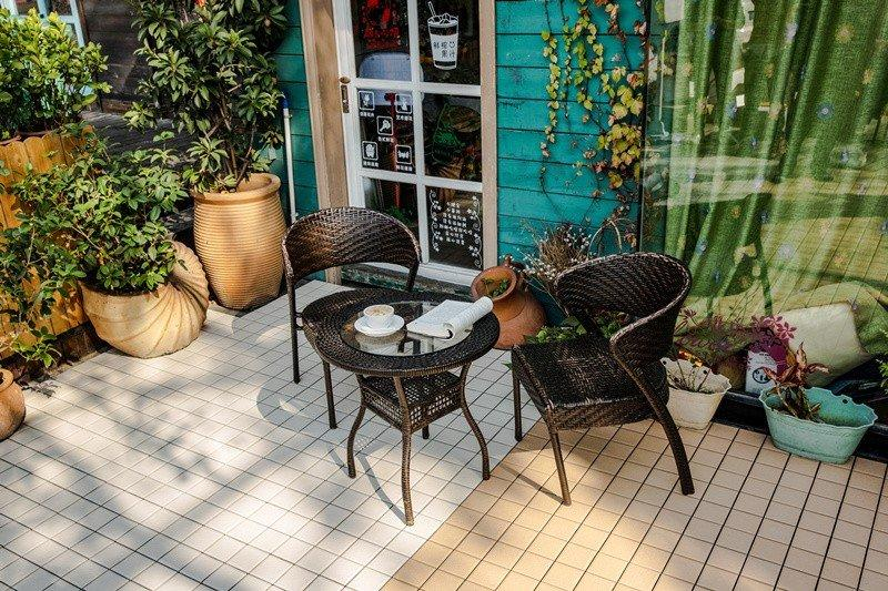 JIABANG OBM outdoor ceramic deck tiles for patio decoration