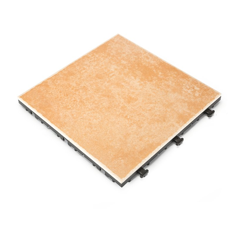 JIABANG Non slip frost ceramic hotel outdoor decking tiles N041 Frost Ceramic Deck Tiles image71
