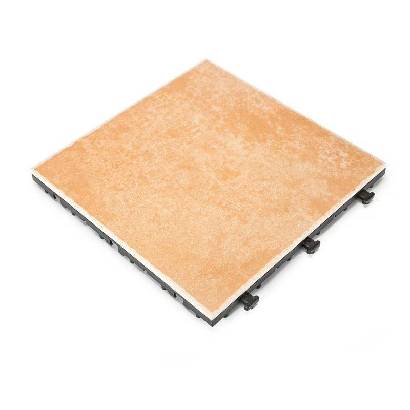 Non slip frost ceramic hotel outdoor decking tiles N041