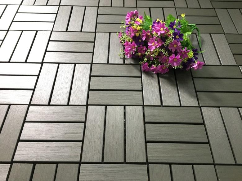JIABANG wholesale plastic garden tiles high-quality home decoration