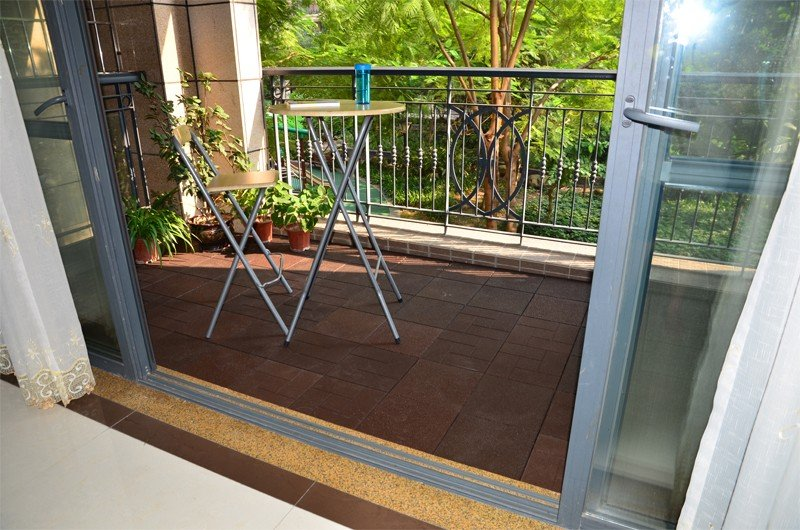 balcony interlocking tile