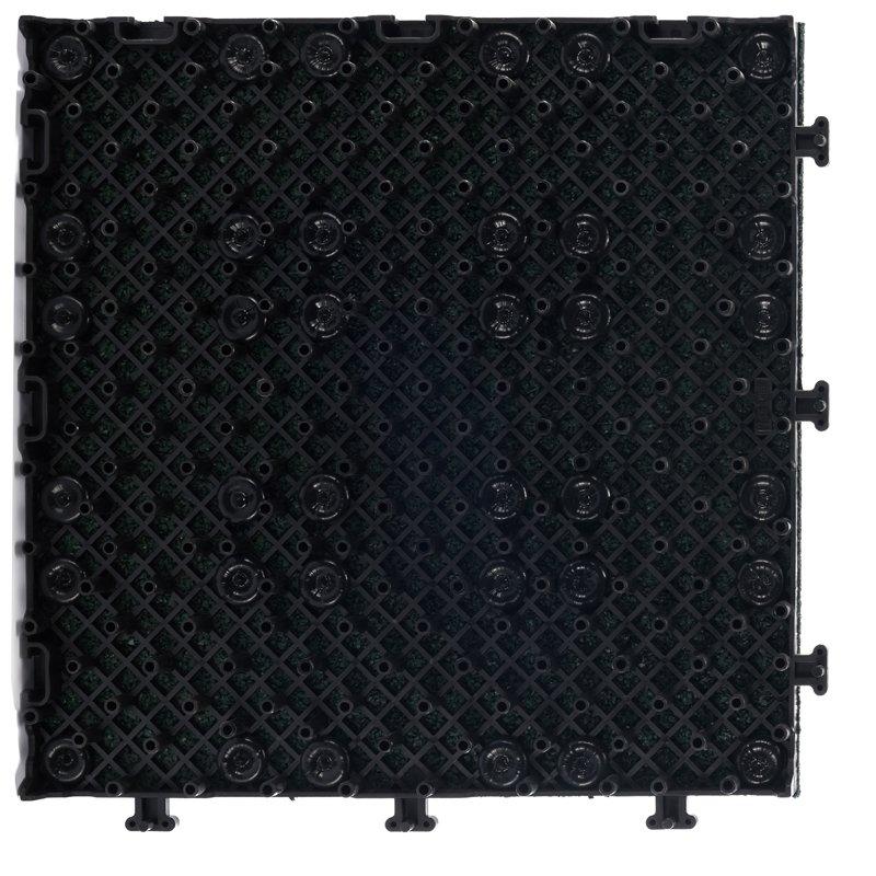 JIABANG Playground rubber composite Tiles XJ-SBR-GN001 SBR Rubber Deck Tile image64