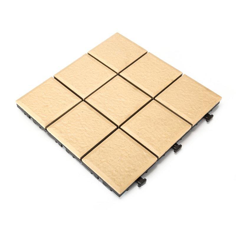 30x30cm Patio Squares ceramic decking tile JJ02