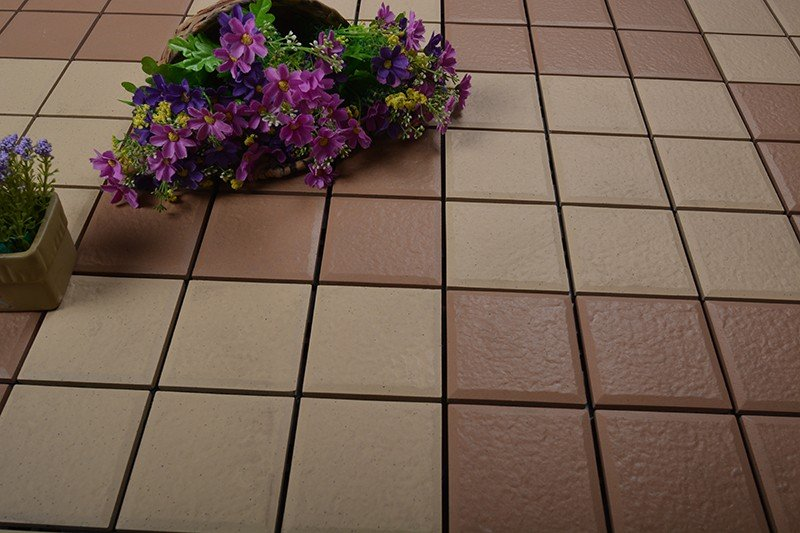 plastic floor tiles outdoor