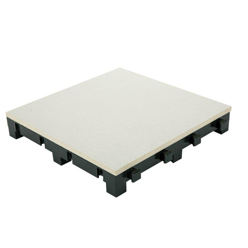 Construction material outdoor roof deck tile PK5R11T1