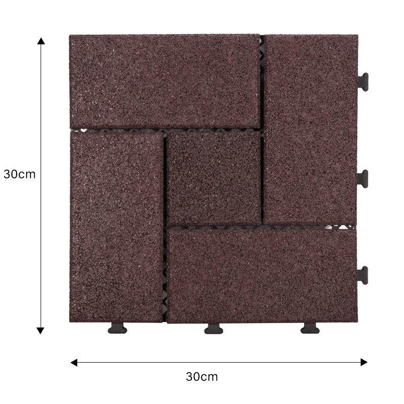 large decking tiles