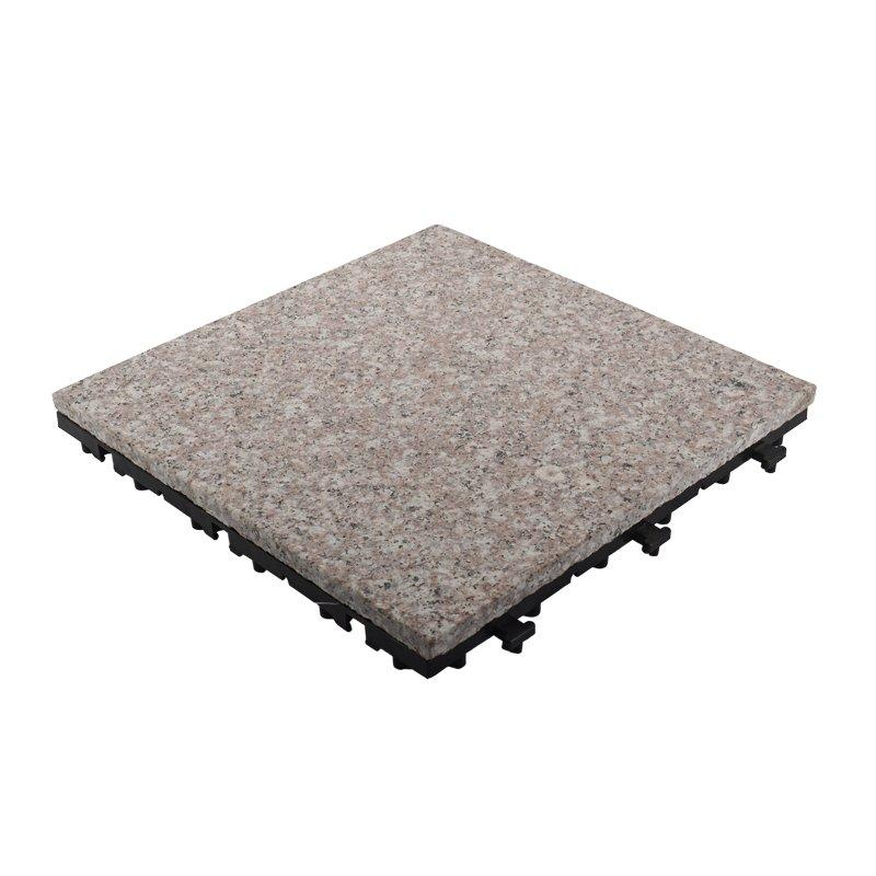 China factory patio deck tile granite stone JBV2641