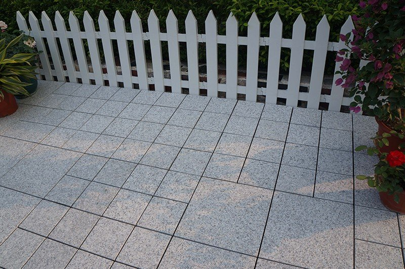 garden granite interlocking tiles JBG2331-6