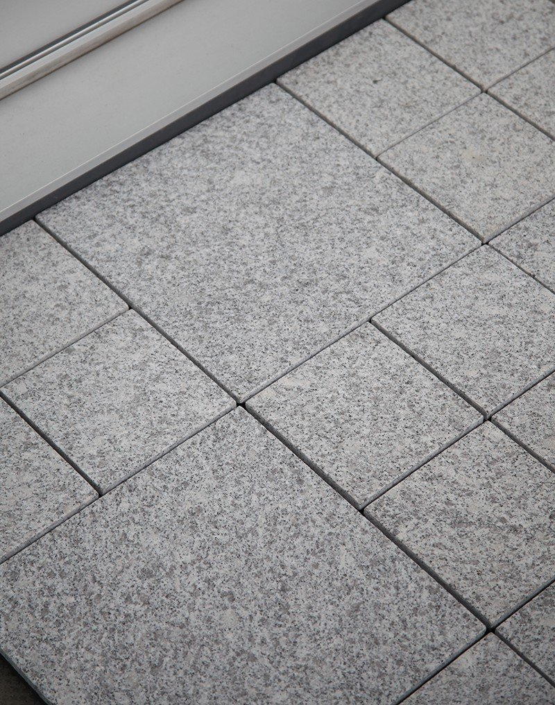 garden granite interlocking tiles JBG2331-8