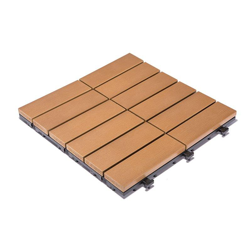 Woodland plastic deck tiles PS12P30312TKH