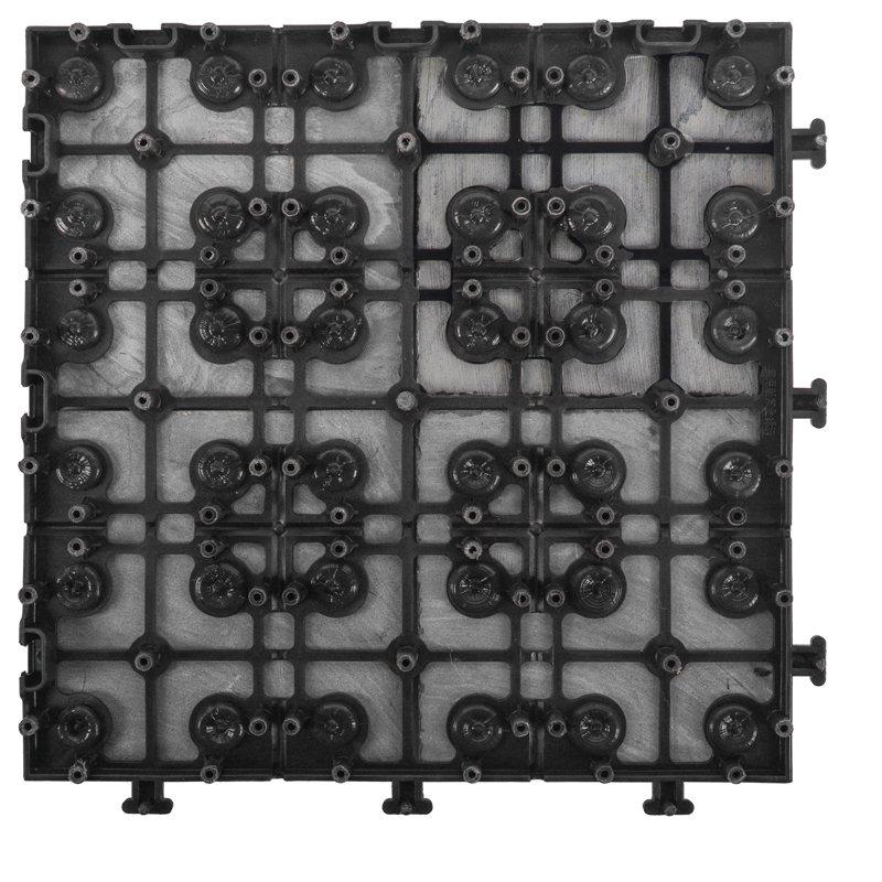 JIABANG DIY real stones slate interlocking floors for patio JBT002 Slate Deck Tiles image29
