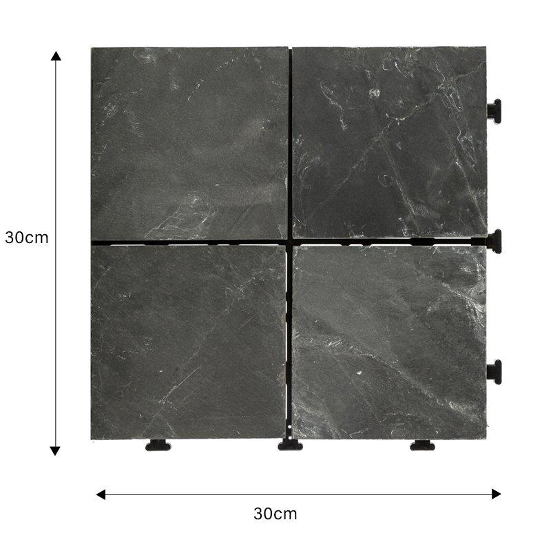 swimming stone interlocking stone deck tiles JIABANG Brand