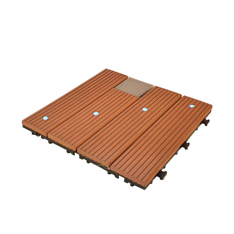 JIABANG Garden lamp solar light deck tiles SSLB-WPC30 BX Solar Light Deck Tile image26