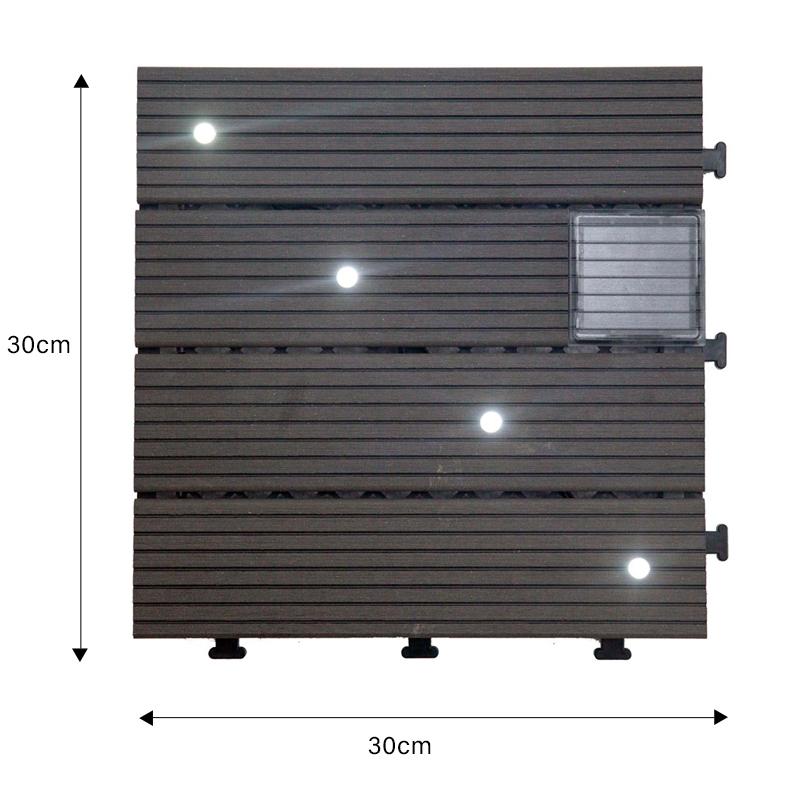durable square decking tiles eco-friendly protective garden lamp-1