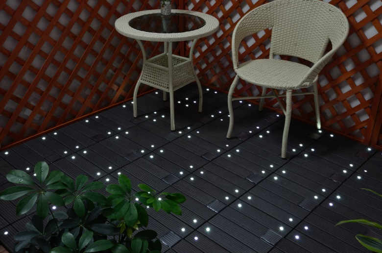 patio deck tiles wpc garden lamp-6