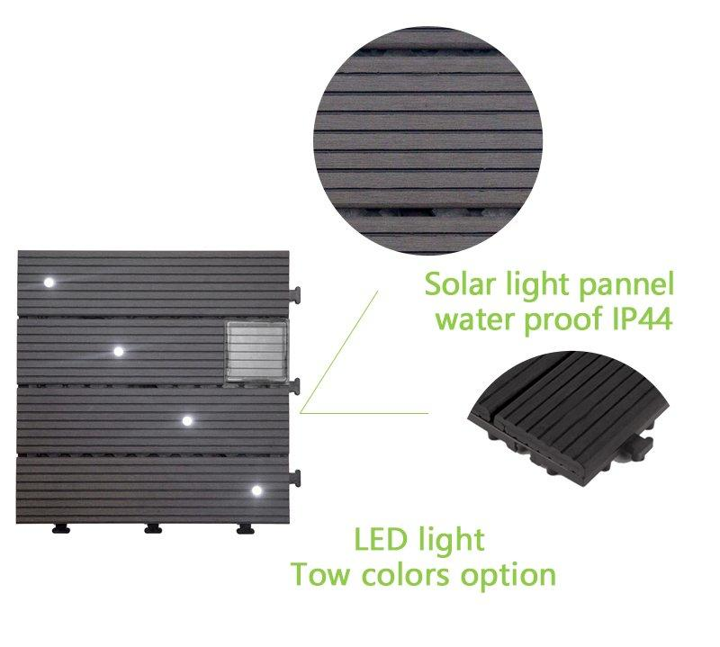 deck home led balcony deck tiles JIABANG Brand company