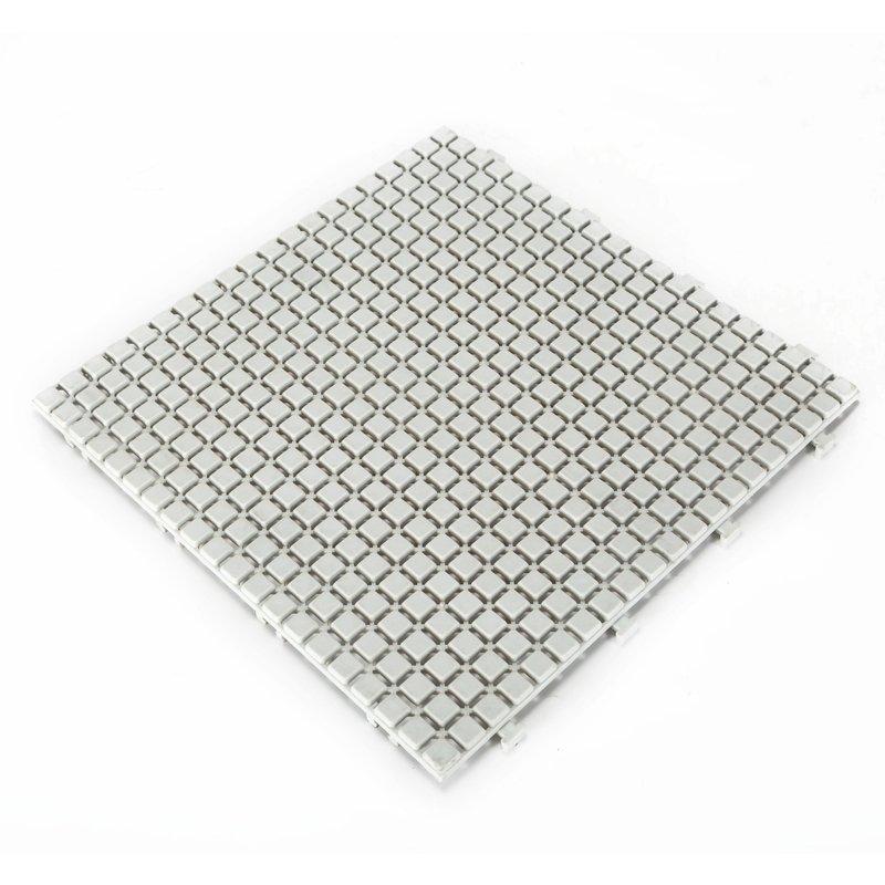 JIABANG Non slip bathroom flooring plastic mat JBPL3030N cream Plastic Mat image19
