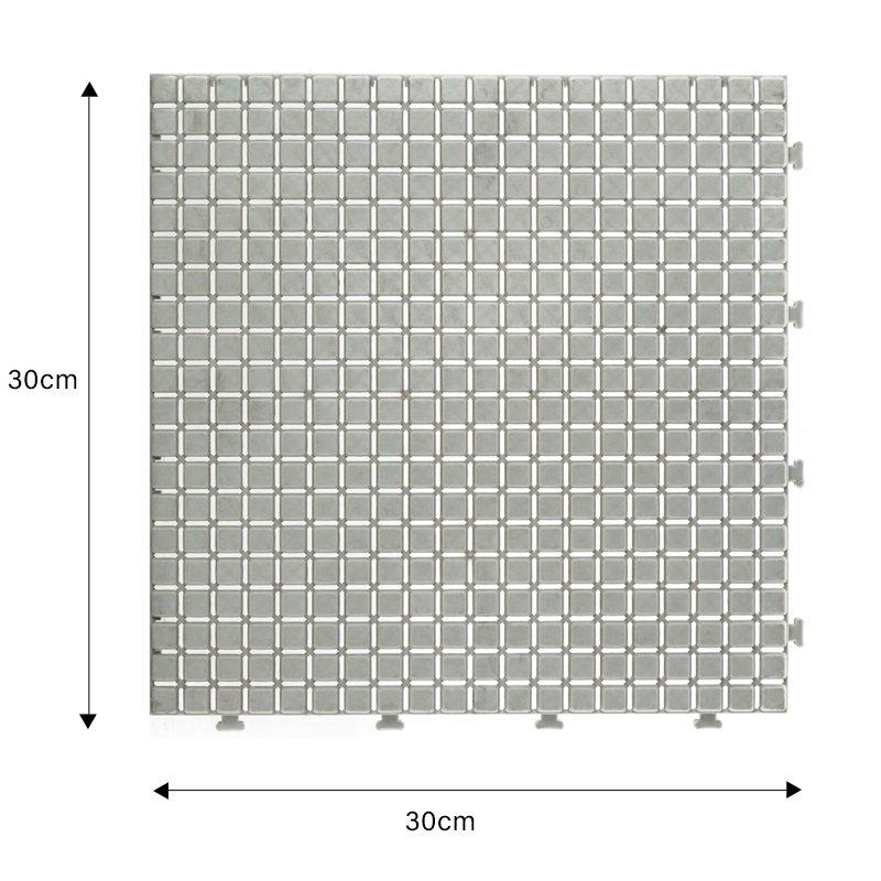 JIABANG protective interlocking plastic patio tiles high-quality for wholesale
