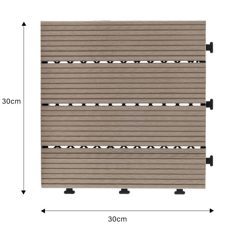 JIABANG cheapest factory price composite patio tiles durable top brand