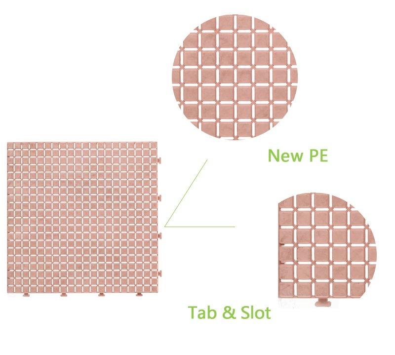 JIABANG bathroom floor wood plastic composite tiles high-quality for wholesale-3
