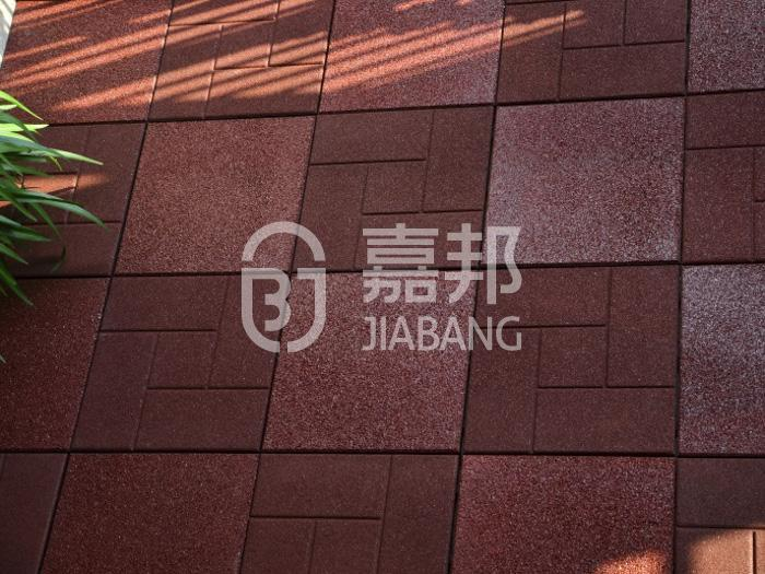porch outside interlocking rubber mats interlocking JIABANG company