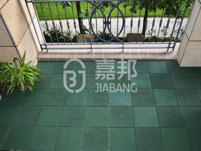 JIABANG playground rubber gym tiles low-cost house decoration
